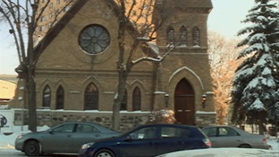 St. Paul's Anglican Cathedral in Regina
