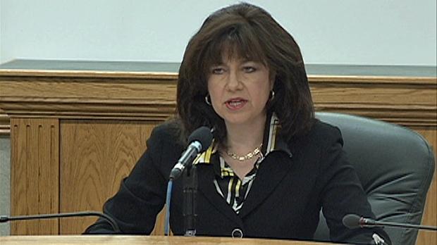Auditor Bonnie Lysyk