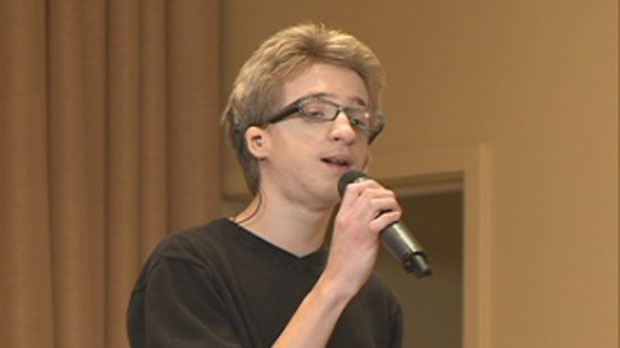 Being Born Deaf Hasn T Slowed Down Young Singer Ctv