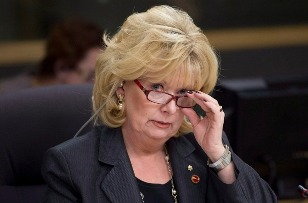 Pamela Wallin senate audit CTV exclusive