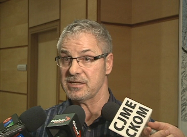 Tim Anderson, president of CUPE Local 21, says the union's research shows other cities have ended up paying more interest under a P3 model.