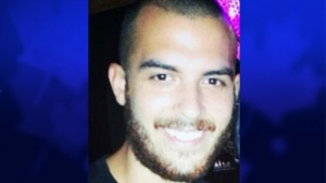 Canadian Diego Hernandez is seen in this undated photo. He has been missing in Puerto Vallarta, Mexico, since May 8, 2013. (Facebook)