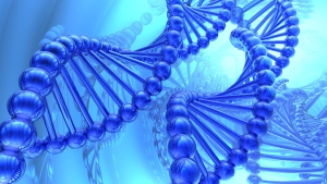Illustration of a DNA strand (suravid / shutterstock.com)