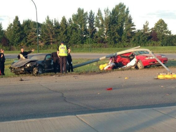 Car Accident: Fatal Car Accident Barrie