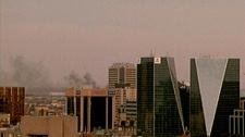 Smoke from the Regina Co-Op refinery seen in CTV Regina's Skycam