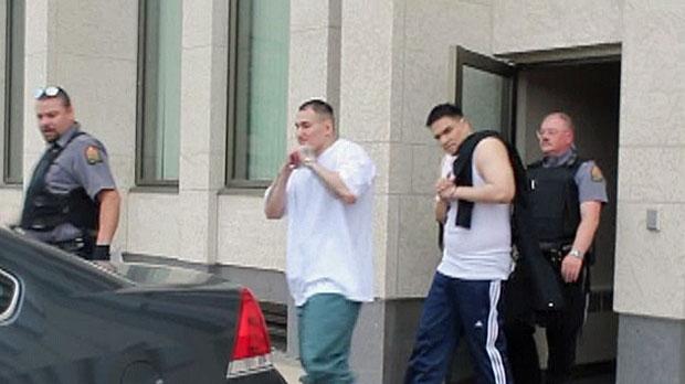 Two Regina men plead guilty in gang-related death   CTV