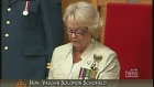 CTV Regina:  Throne speech opens fall session