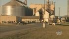 CTV Regina: Yorkton explosion