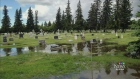 CTV Regina: Flooding impacts digging of graves