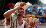 In this file photo, a roadside fruit vendor checks the authenticity of a 500 rupee note received from a customer in the eastern Indian city of Bhubaneswar, India, Thursday, Sept. 5, 2013. (AP/Biswaranjan Rout)