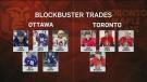 CTV Ottawa: Sens-Leafs blockbuster trade