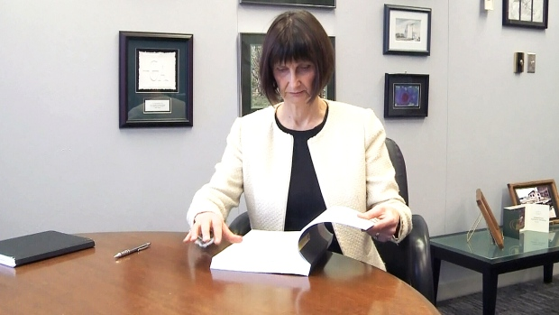 Provincial auditor Judy Ferguson will review a controversial government land deal.