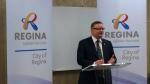 Chris Holden has been named Regina's city manager. (CALLY STEPHANOW/CTV REGINA)