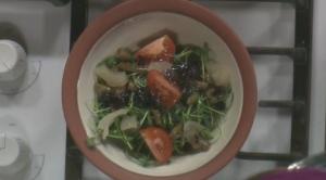 Wheatland Cafe: Fruit jam salad dressing