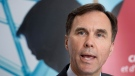 Finance Minister Bill Morneau delivers a luncheon speech, Tuesday, March 29, 2016 in Longueuil, Que. (Paul Chiasson/The Canadian Press)