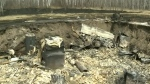 Fire destroys home on First Nation