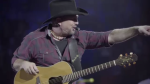 Garth Brooks calls Big Dog