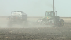 Seeding starts early in Sask.