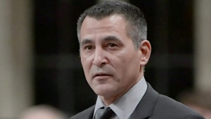 Former Liberal MP and cabinet minister Hunter Tootoo won't be allowed back into the party's caucus, a senior government source told CTV News.