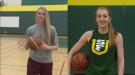 Hoop dreams: Regina sisters head south