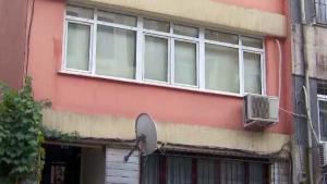 An Istanbul apartment raided on Thursday, June 30, 2016.