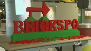 Lego lovers unite for Brickspo 2016