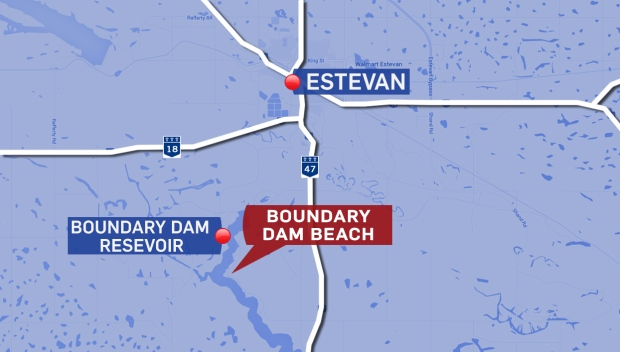 RCMP have recovered the body of a boy who disappeared while swimming at Boundary Dam Beach near Estevan.