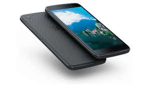 BlackBerry's new DTEK50 smartphone. (BlackBerry.com)