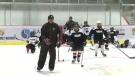 Former NHL coach trains Sask. players