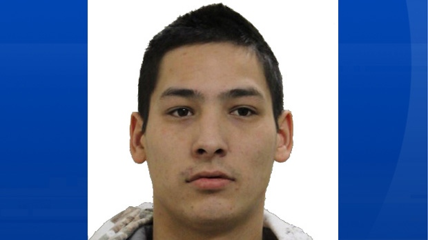 Adam Taniskishayinew, who also goes by the last name Pratt, is seen in this Regina police handout photo.