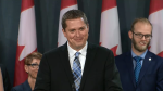 Andrew Scheer announces Tory leadership bid