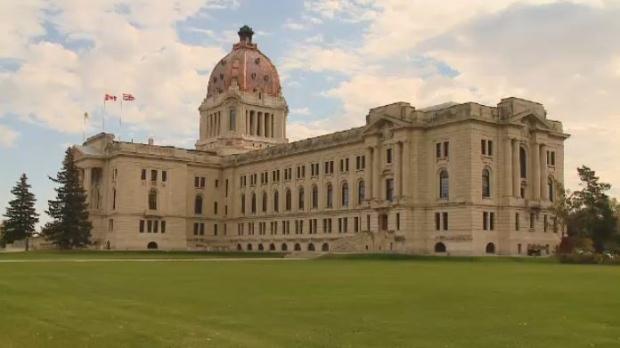 Saskatchewan legislature