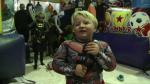 Boy battling brain cancer celebrates birthday