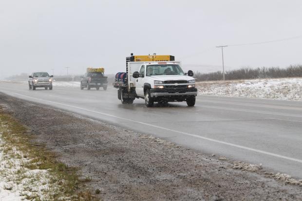Highway 46 near Regina