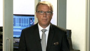 Saskatchewan Premier Brad Wall speaks to CTV's Power Play on Friday, Oct. 7, 2016.