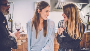The gradual closing of the alcohol sex gap was not due to men drinking less, but women catching up, researchers said. (Redrockschool/Istock.com)