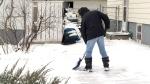 Snow blankets Saskatchewan