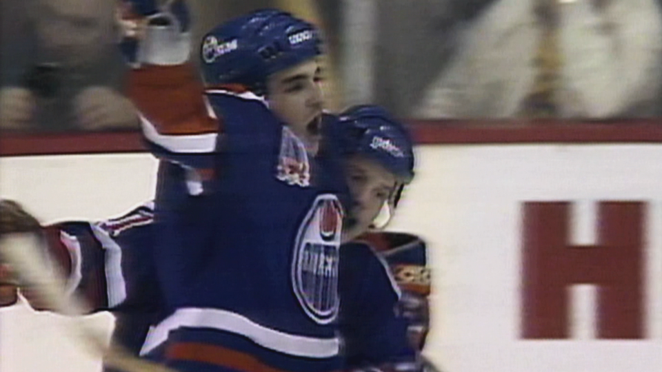 Joe Murphy, Edmonton Oilers