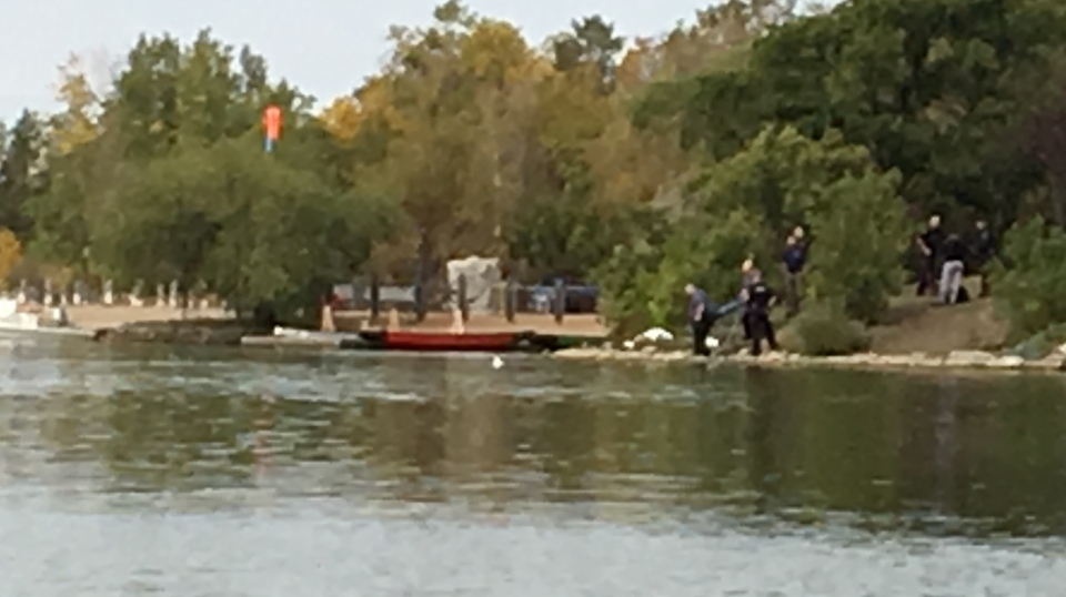 Officers wascana regina