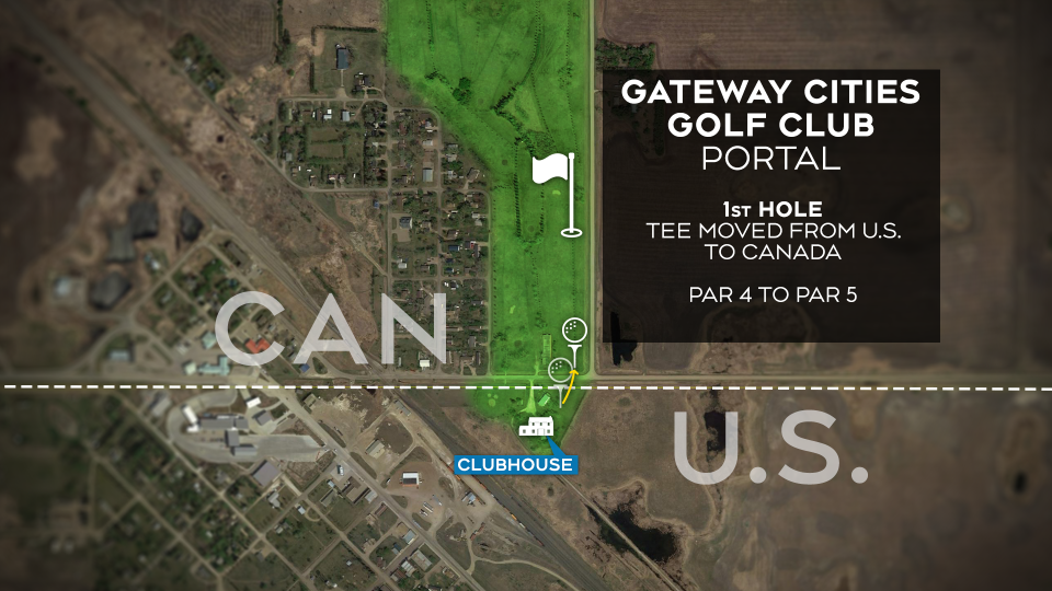 Gateway Cities Golf Map 2