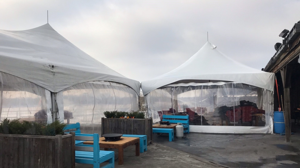 Bar Willow Tents