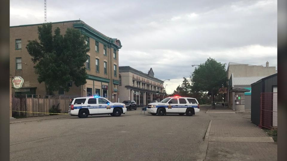 RCMP officer killed in traffic stop in Saskatchewan