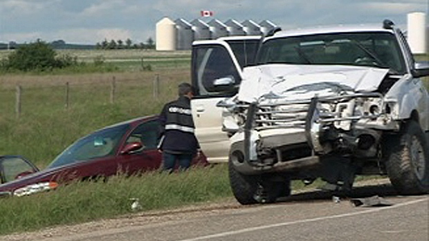 Fatal crash on Highway 10 near Fort Qu'Appelle June 16