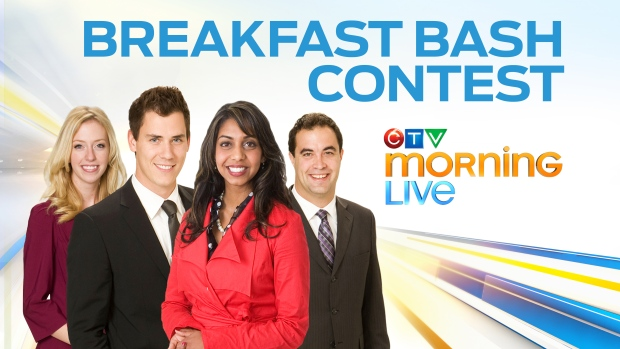 CTV Regina Morning Live Breakfast Bash