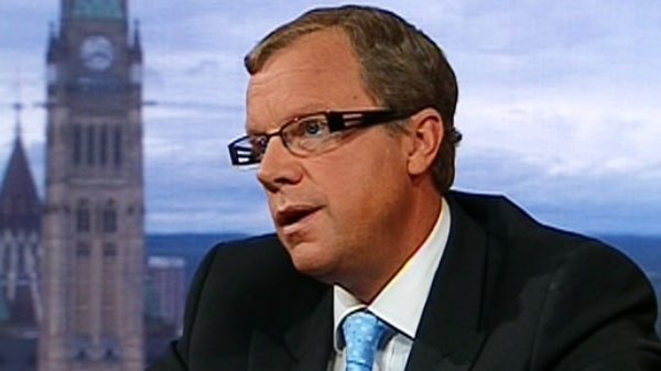 Saskatchewan Premier Brad Wall appears on CTV's Power Play on Wednesday, Sept. 8, 2010.