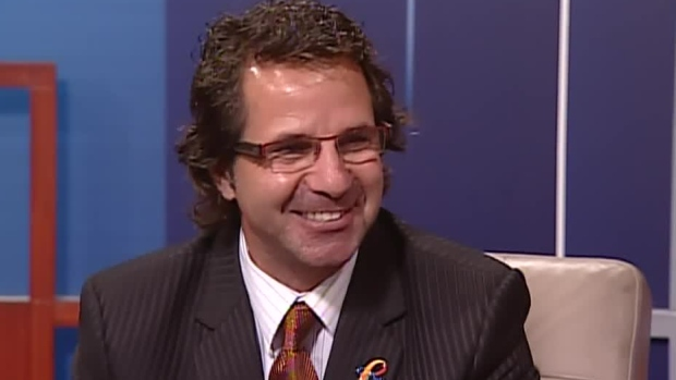 Former Regina mayor Pat Fiacco